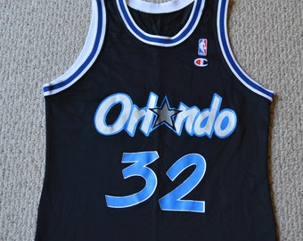 Vintage Orlando Magic Jersey---Shaquille O'Neal #32---From the Early 1990's