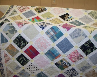 MEMORY QUILT, Lattice Style