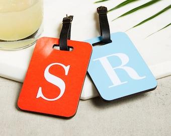 Personalized Luggage Tags / Custom Bag Tags / Luggage Labels / Suitcase Tags / Travel Tags / Custom Luggage Tags / Personalised Bag Tags