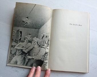 Honore de Balzac, Nine Tales from 'Les Contes Drolatiques', The Devils Hair, Westhouse, R A Brandt, Collectables, Vintage Books