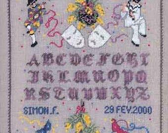 Miniature blessed ladies ABC February Kit