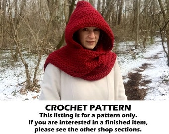 Hooded scarf crochet pattern scoodie scarf with hood crochet hooded scarf pattern crochet scoodie pattern crochet scarf pattern crochet scarf with dt1010fo