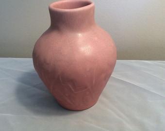 ROOKWOOD ART pottery vase 6108