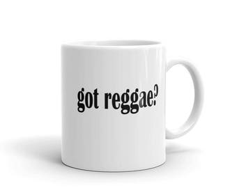 Goot Reggae? Reggae Music Coffee Mug / Cup