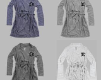 Monogrammed Robe, Monongram, Robe, Monogrammed Robe, Robe