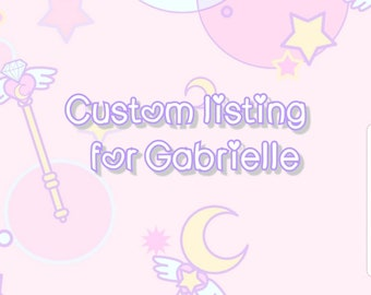 Gabrielle's custom decoden case