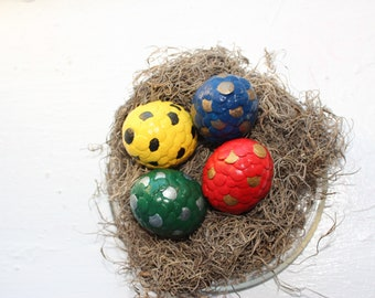wizard inspired Dragon Eggs