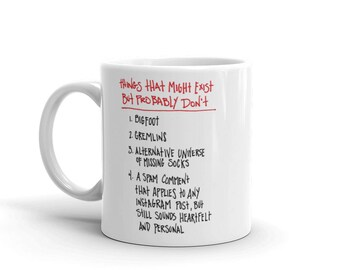 Coffee Mug for Social Media Addicts  |  Things that might exist, but probably don't