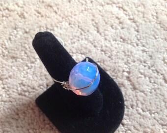 Opalite Bling Ring