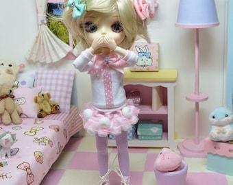 Dal Doll Outfit *** Chantilly Cute *** DAL019 FTWR Handmade