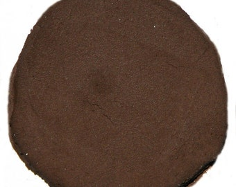 Rich CHOCOLATE BROWN 1 Pound Mosaic Tile Grout Burnt Orange Brown Sanded Polymer Fortified for Home Projects - Just Add Water