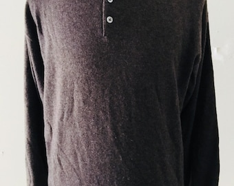 Embassy Row two play Cashmere  sweater XL
