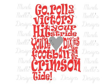 Alabama Fight Song Ringtones - Alabama Crimson Tide Football