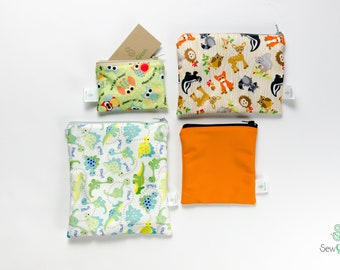 Reusable Water-Resistant Bag