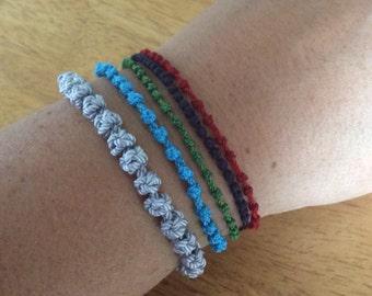 Custom made 33 knot Orthodox Prayer Bracelet