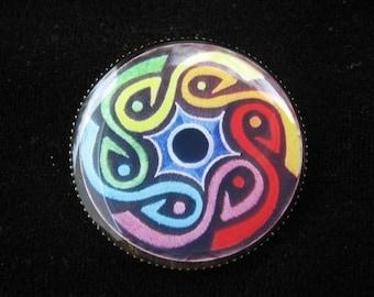 "RING pop ""multicolor spiral"""