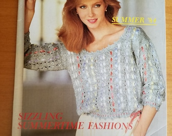Fashion Knitting No. 13 Knitting Magazine