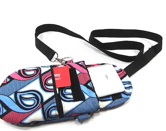 Crossbody everyday bag, cell phone pouch, wristlet cell phone case, passport case, or crossbody satchels