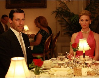 Mad Men 11x14 Photo Poster #1396