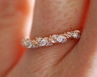 Wedding Bands Sapphire Engagement Rings by EidelPrecious