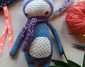 Cute Amigurami,super cute softy, crochet toy, handmade