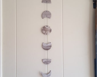 Moon Phase Wall Hanging