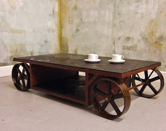 Coffee table Industrial style