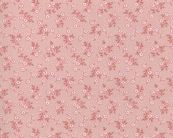Everything But The Kitchen Sink Pink Floral 30's Reproduction 1586-1 from RJR by the yard