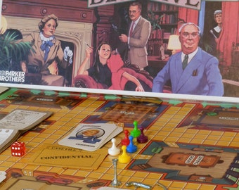 Clue: The Classic Detective Game