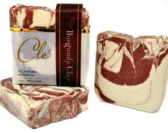 Moisturizing Handmade Soap, lavender, calendula, shea, rose, soothing aloe, trea tree