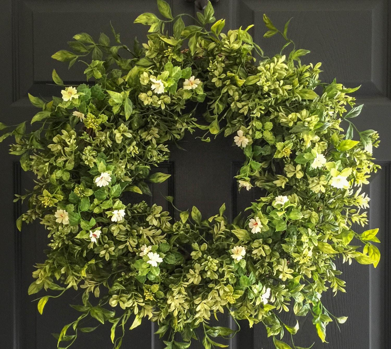 New Home Housewarming Gift Ideas Year Round Boxwood Wreath