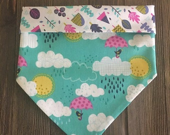 April Showers Bandanna