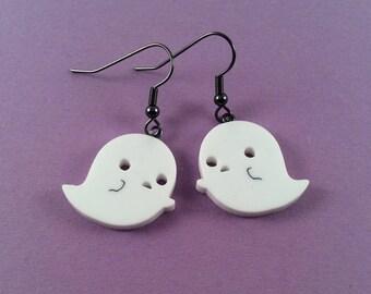 Ghostie Earrings