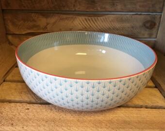 Large Salad Bowl or Fruit Bowl