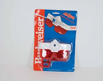 Budweiser Outrageous Sunglasses - Awesome Water Gun - In original packaging