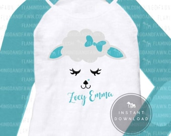 easter girl svg, svg lamb, lamb face svg, svg easter designs, easter svg for girls, easter svg for shirt, easter shirt svg, easter cut file