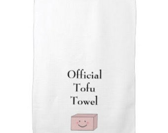 The O.T.T !    The Official Tofu Towel