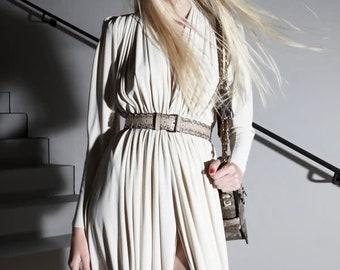 Silk Lanvi Jersey * Haute Couture