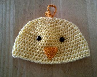 Newborn Chick Hat