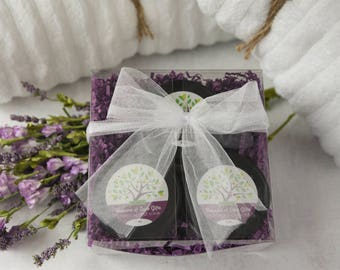 Sugar Scrub Spa Gift Set For Her -  Mother's Day Gift Set - Bridesmaid Gift - Pampering Gift - Gift Idea For Her