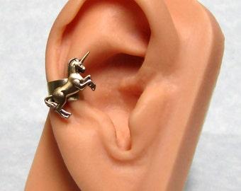 Fairy Tale Unicorn Ear Cuff
