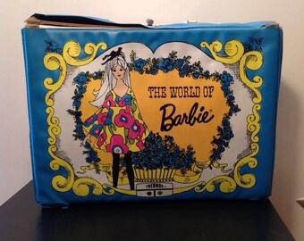 Rare 1971 Barbie Lunch Box