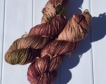 Chaussette DK | Thankful | Hand dyed variegated yarn | DK weight