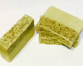 Green Tea Soap (Vegan)