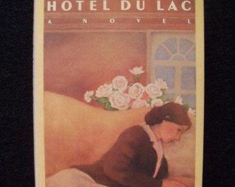 Hotel du Lac, a novel by Anita Brookner (1984 hardcover)