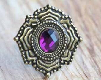 Gothic Royalty Ring