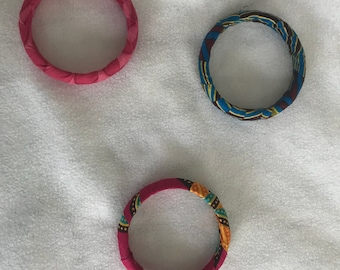 Cute simple Kenyan bangles