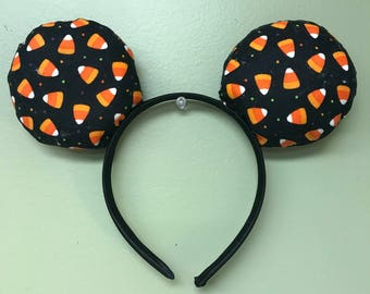 Sweet Candy Corn Mickey Ears