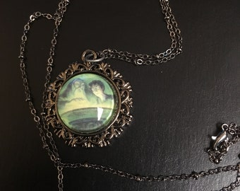 Harry Potter and the Half Blood Prince Necklace