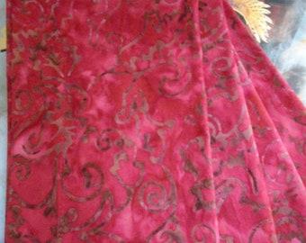 "Cloth Table Napkins ""Madame Pele"""